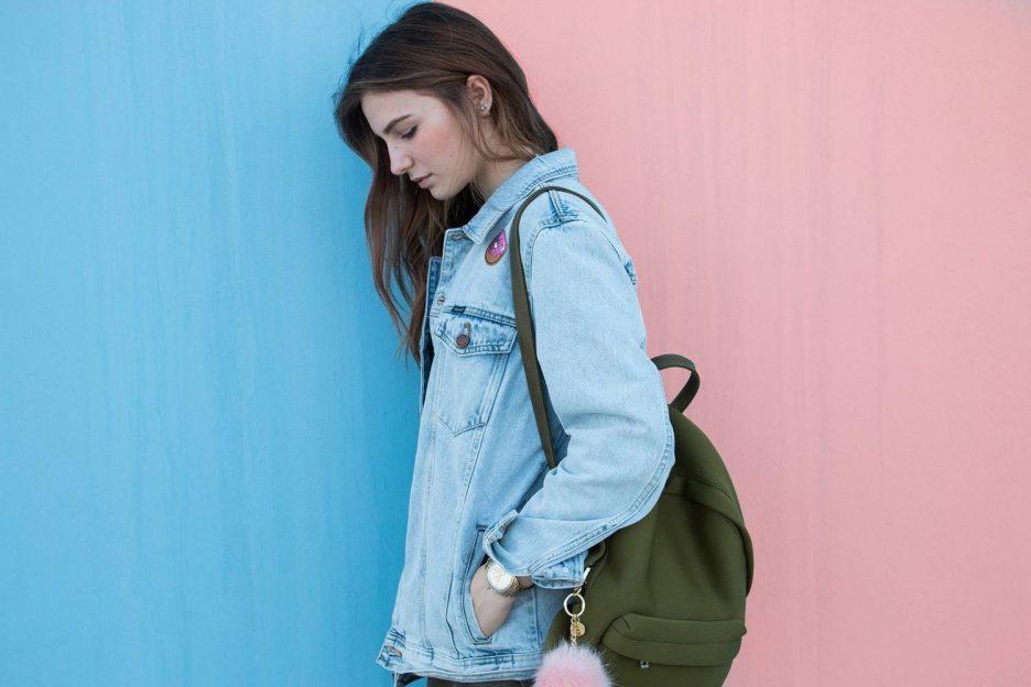 Jak wiązać plecak worek?